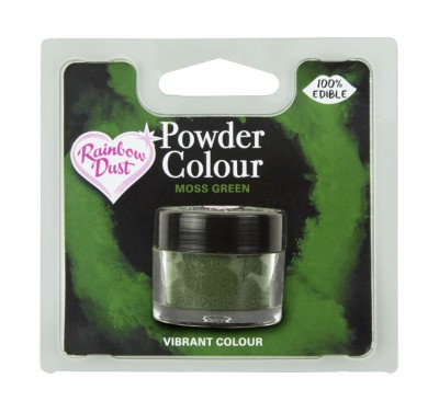 RD Powder Colour - Moss Green