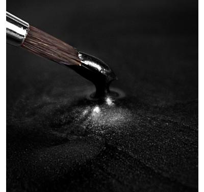 RD Metallic Food Paint Black