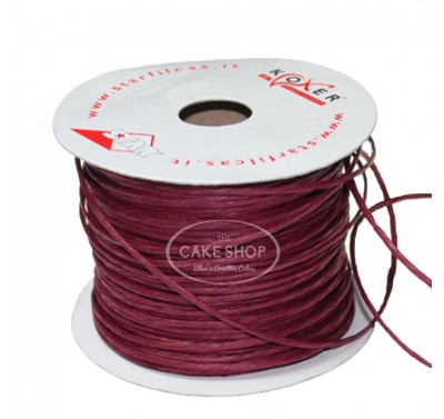 Paper covered wire Bordeaux