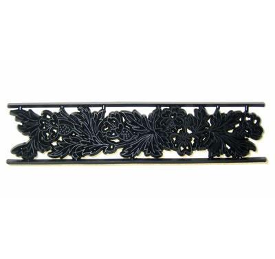 Patchwork Cutters Floral Side Design