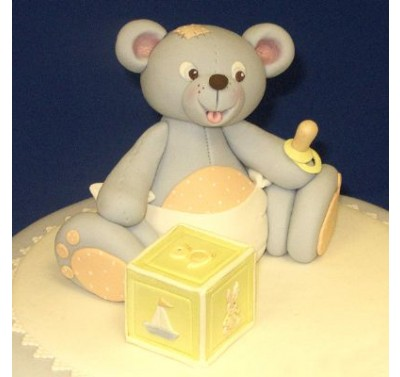 Patchwork Cutters Make a Teddy and Blocks + DVD