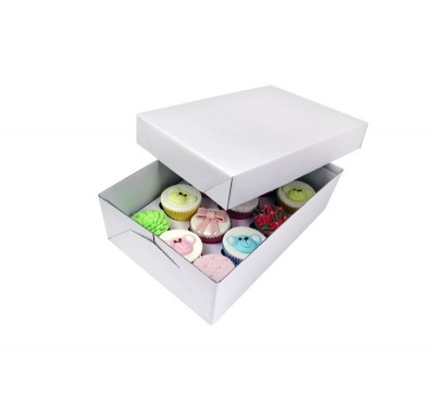 PME Cupcake Box (12) - 9cm high