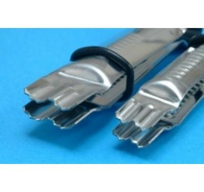 PME Crimper Closed Scallop serrated 13mm & 19mm