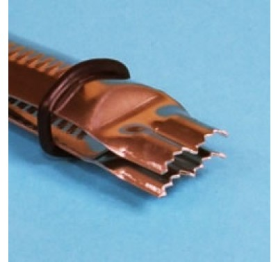 PME Crimper Closed Scallop serrated 13mm