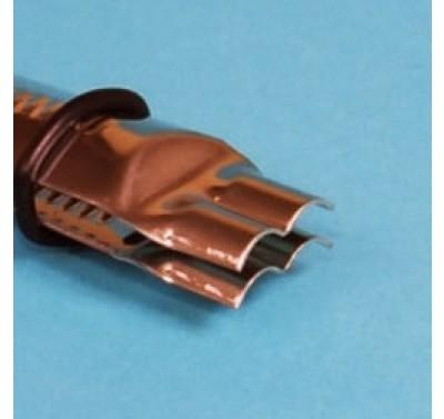 PME Crimper Closed Scallop plain 13mm