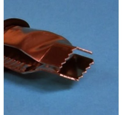 PME Crimper Open Vee Serrated 13mm