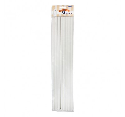 PME Easy Cut Dowels 40cm pack/8