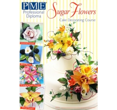 PME Professional Course Sugarflowers