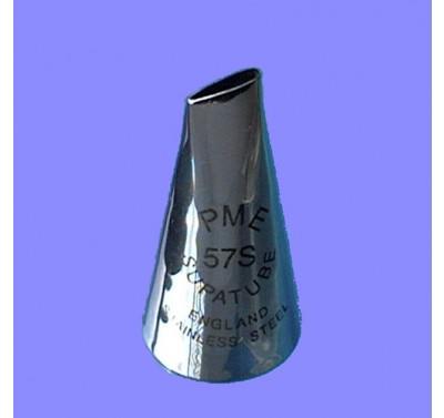 PME Spuitmondje  Petal Straight No 57S