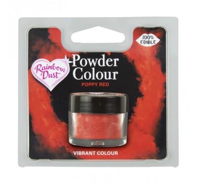 RD Powder Colour - Poppy Red
