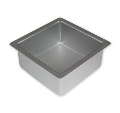 PME Extra Deep Square Cake Pan 25 cm x 25 cm x 10 cm
