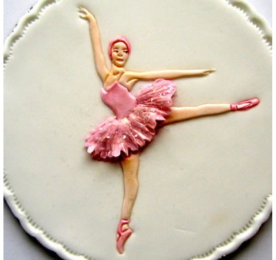 Patchwork Cutters Ballerina