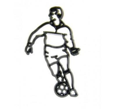 Patchwork Cutters Footballer