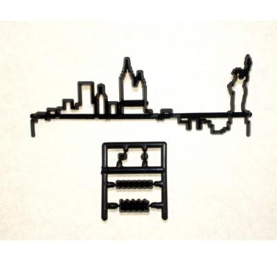 Patchwork Cutters New York Skyline