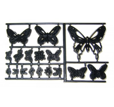 Patchwork Cutters Butterflies