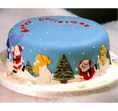 Patchwork Cutters Santa & Snowmen set