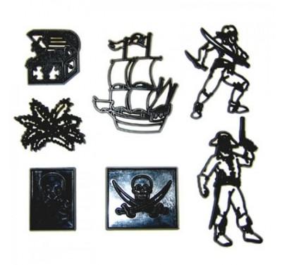 Patchwork Cutters Pirates