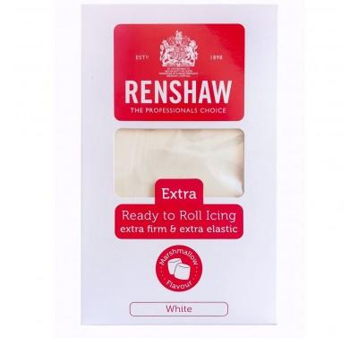 Renshaw Rolfondant Extra 1kg - White Marshmallow