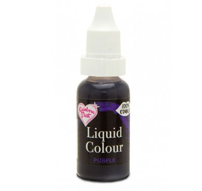 RD Liquid Colour Airbrush - Purple -16ml-