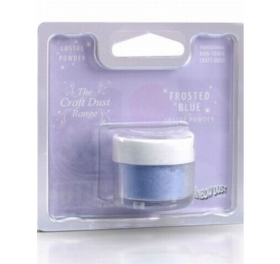 Rainbow Dust Craft Dust Frosted Blue