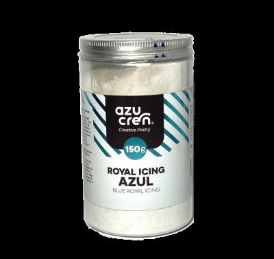 Azucren Royal Icing Blue- 150gr