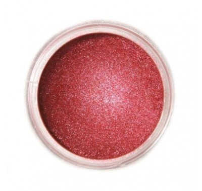 Fractal Colors - SuPearl Shine® Dust Food Coloring - Ruby