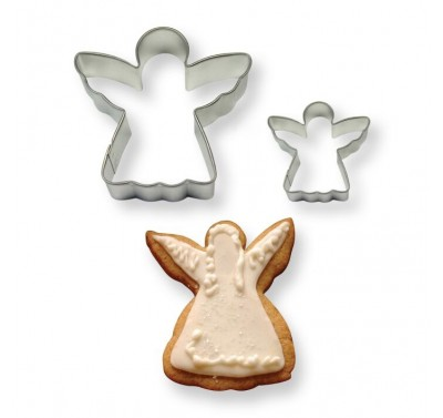 PME Cookie & Cake Angel Cutter set/2