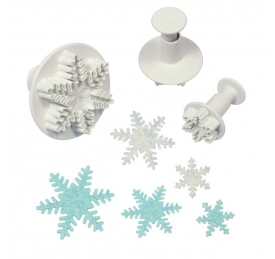 PME Snowflake plunger set