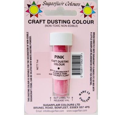 Sugarflair Craft Dusting Colour Non-Edible - Pink