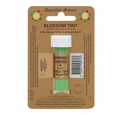 Sugarflair Blossom Tint Edible Dusting Colour - Spring Green