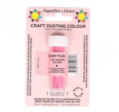 Sugarflair Craft Dusting Colour Non-Edible - Candy Floss