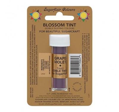 Sugarflair Blossom Tint Edible Dusting Colour - Grape Violet