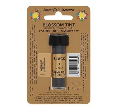 Sugarflair Blossom Tint Edible Dusting Colour - Black