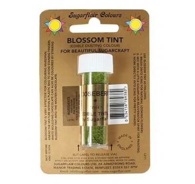 Sugarflair Blossom Tint Edible Dusting Colour - Gooseberry