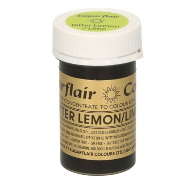 Sugarflair Spectral Bitter Lemon/Lime