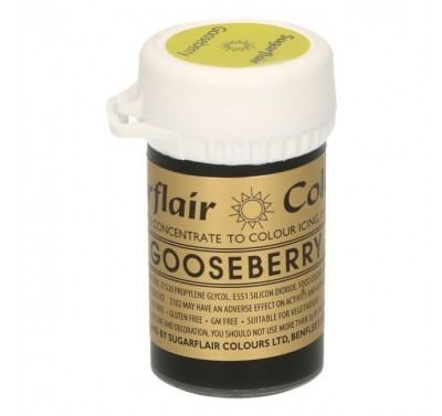 Sugarflair Spectral Gooseberry
