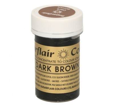 Sugarflair Spectral Dark Brown