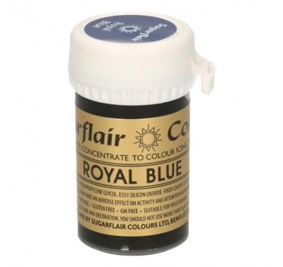 Sugarflair Spectral Royal Blue