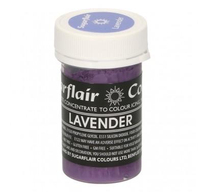Sugarflair  Pastel Lavender
