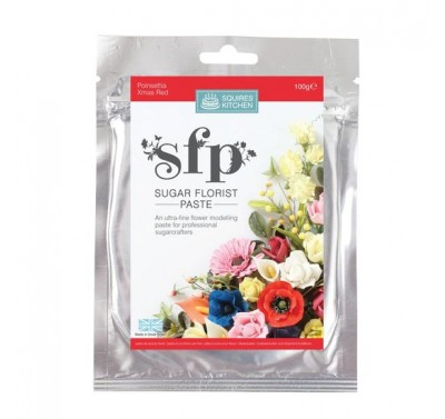 SK SFP Poinsettia/Christmas Red