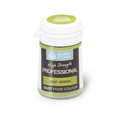 SK Professional Dust Food Colour Leaf Green