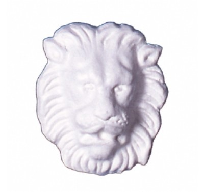 SK Great Impressions Mould Lion Face - (leeuw)