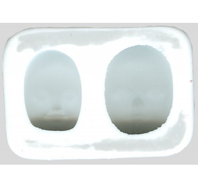 SK Great Impressions Mould Fairy Faces Set/2