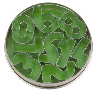 Städter Blik met 9 cijfers - metaal