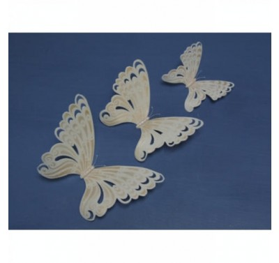 Sugar Artistry Fantasy Lace Butterfly