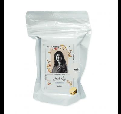 Sugarin Flower Paste by Arati Mirji - Humid White