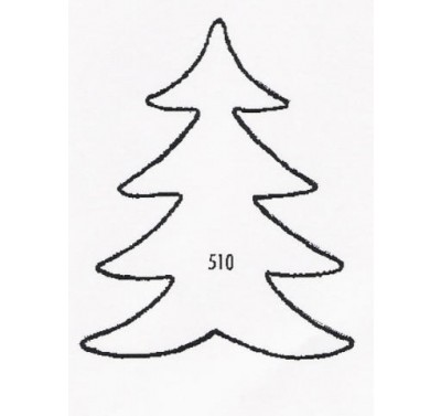 Tinkertech Two Cutters Christmas Tree 510