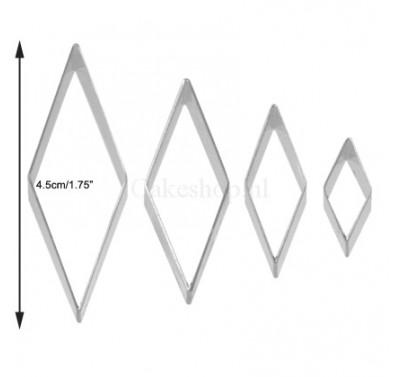 Tinkertech Two Cutters Diamond 711-714