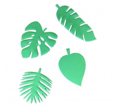 FMM Totally Tropical Leaves