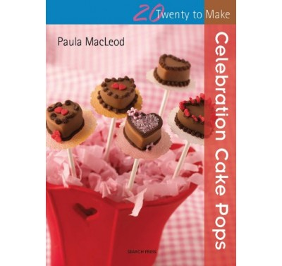 Twenty to make Celebration Cake Pops - Paula McLeod